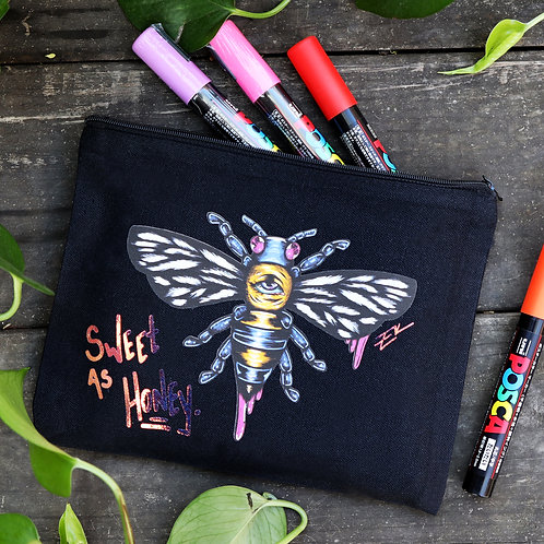 Bee Sweet - Pencil Case