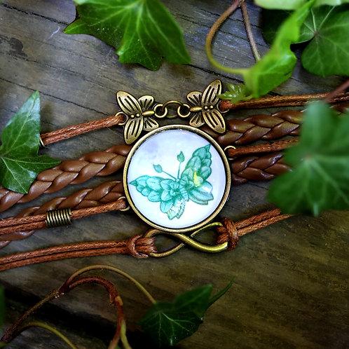 Leaf Moth - Bracelet
