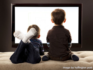 Television in the bedroom is bad for your kids.