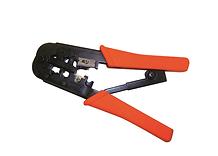 Alicate de cravar fichas RJ45 e 11