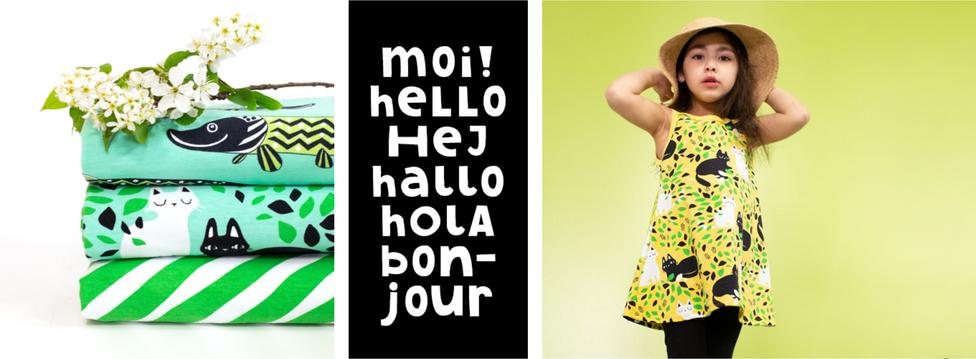PaaPii Design Hello!