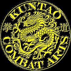 Kuntao Combat Arts Logo_Yellow with Shad