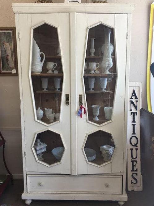 White Armoie Cabinet