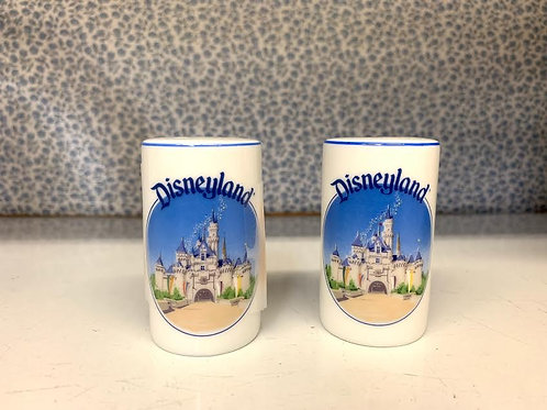 Vintage Disneyland Salt & Pepper Shakers