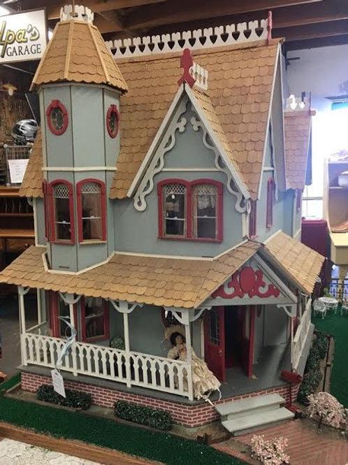 Blue Dollhouse
