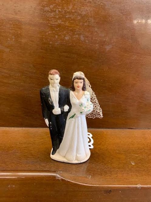 Wedding Couple Chalk