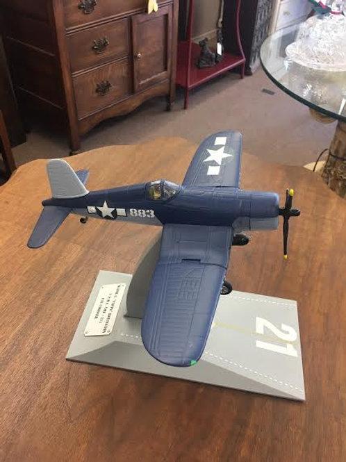 Major G.Boyington Metal Model Airplane