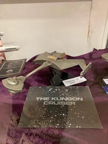 The Klingon Cruiser