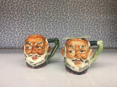 Vintage Japanese Salt & Pepper Shakers