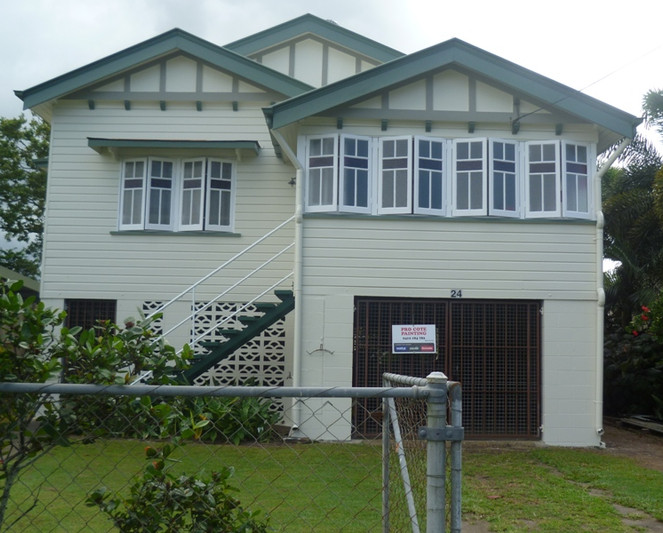 Residential Painting - Exterior