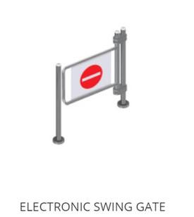 Electronic Swing Gate1