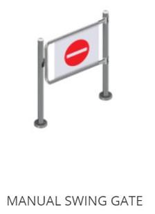 Manual Swing Gate