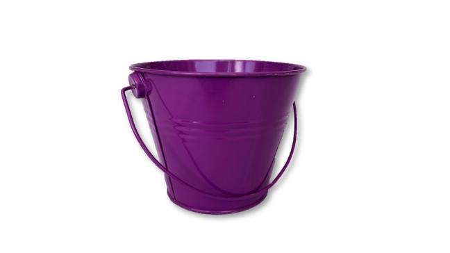 Tin Bucket - Purple
