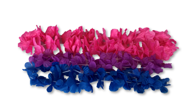 Leis - Assorted Colours