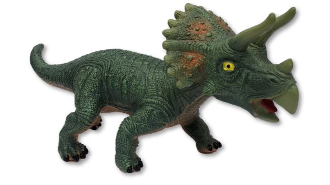 Dinosaur - Triceratops Large