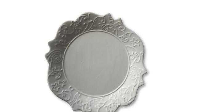 Ceramic Dish - Decorative
