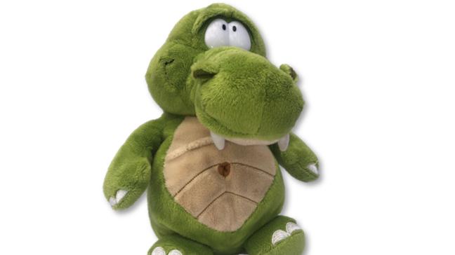 Soft Toy - Crocodile
