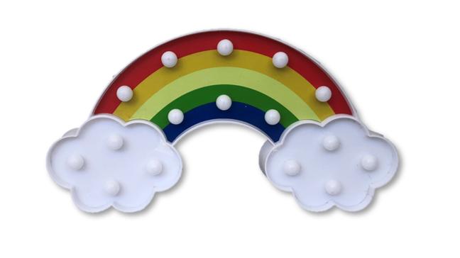 Rainbow Light Box