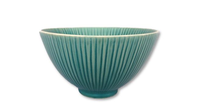 Ceramic Bowl - Turquoise
