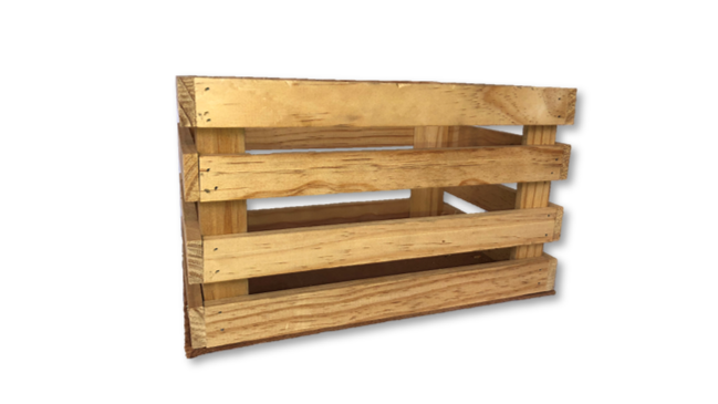 Wooden Crates - 4M