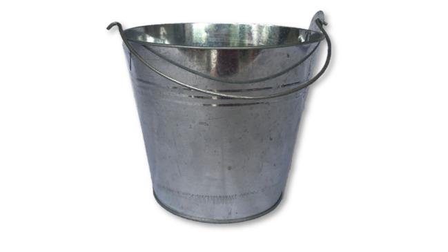 Galvanized Tin 1