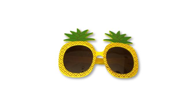 Plastic Hawaiian Sunglasses