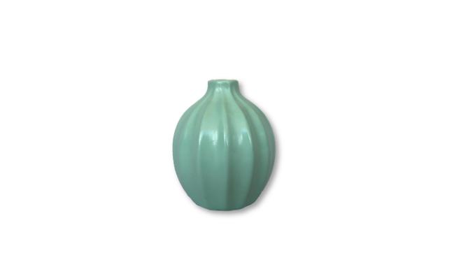 Decorative Mini Vase - Duck Egg Blue