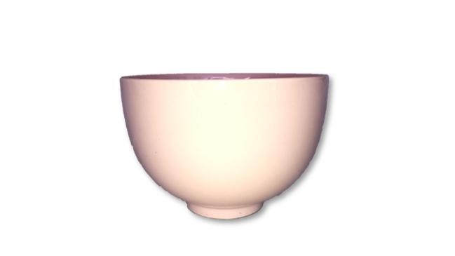 Ceramic Bowl - Light Pink