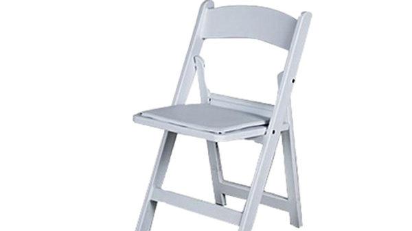 Kids White Wimbledon Chairs
