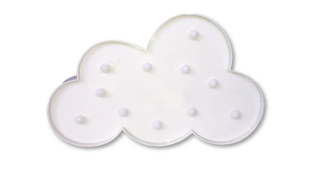 Cloud Light Box - White