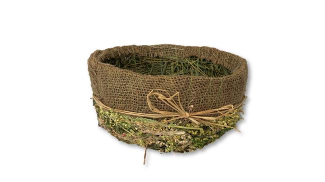 Decorative Grassy Basket
