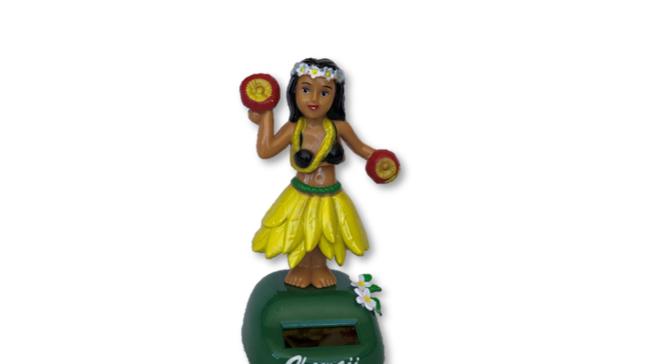Dancing Luau Girl