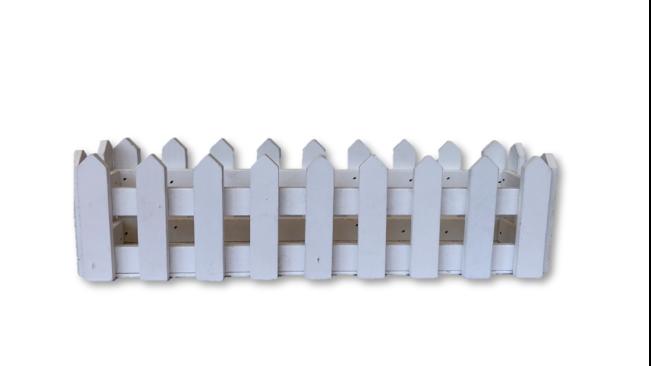 Picket Fence -Medium