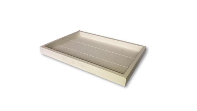 Wooden Trays - White