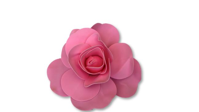 Decorative Flower - Pink Foam