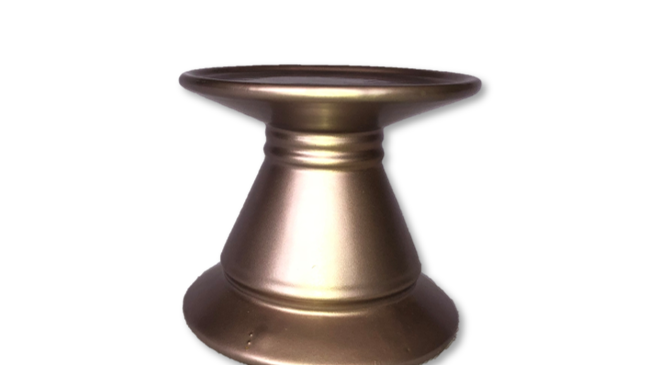 Classic Candle Holder - Rose Gold