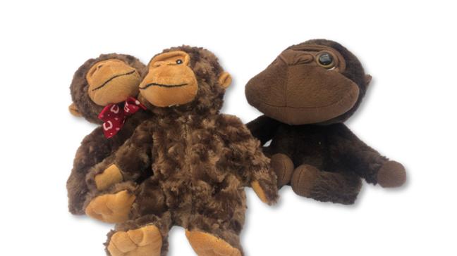 Soft Toy - Monkeys