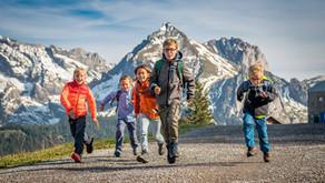 6 Wanderungen für die ganze Familie