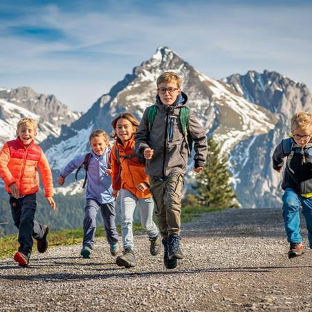 6 lovely & kid-friendly trails
