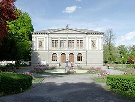Museum, Zeitgenössische Kunst, Altmeister