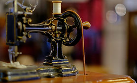 antique sewing machines, sewing, technical history, quilting, technical museum