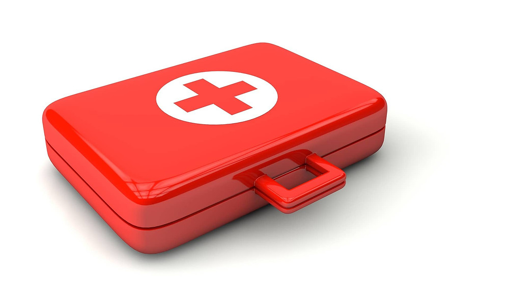 First aid kit | Red Cross | Switzerland