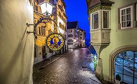 The Zytturm, alpine garden, Capuchin Monastery, Huwiler tower and more ...