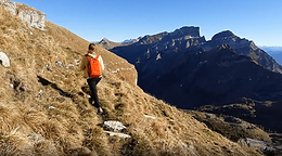 Here's our latest video summary of our hike in beautiful Toggenburg in the eastern part of Switzerland. It is a moderate hike with about 13km distance and (if you take the cable car and funicular) about 1400 m of altitude down into the valley. With the breathtaking view of the 7 Churfürsten and Walensee (Lake Walen) it is a spectacular hike suitable for everybody.
