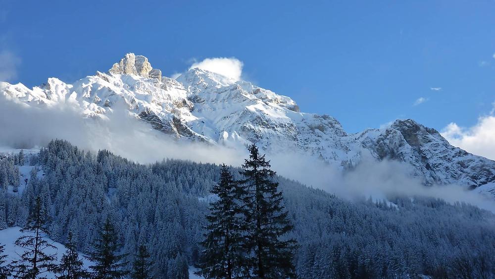 Skiing in Adelboden | Ski resort | Best ski in Switzerland