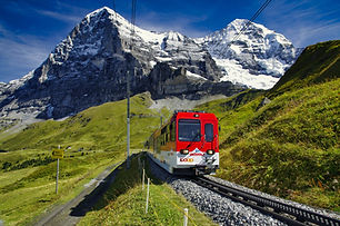 Would you like to escape Zurich for a short trip into the mountains? Then this tour is for you. From a visit in Switzerland's traditional glass factory, a boat cruise on  one of Switzerland's most beautiful lakes, as well as a train ride up onto the top of Europe, the Jungfraujoch (3466 m), this trip will give you a good impression and lots of scenic views of Switzerland's central. The highlight of this tour is when you stand right in front of the three notorious and feared mountains Eiger, Mönch and Jungfrau.