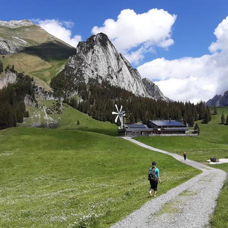 Hike | Barefoot trail Wildhaus to Gamplüt | 24.05.2020