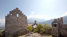 Castle of Tourbillon