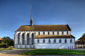 ART, HISTORY, TRADITION, Königsfelden Abbey,  Habsburg, Battle of Sempach, Queen Agnes, cultural oasis, church, windisch, Museum Aargau