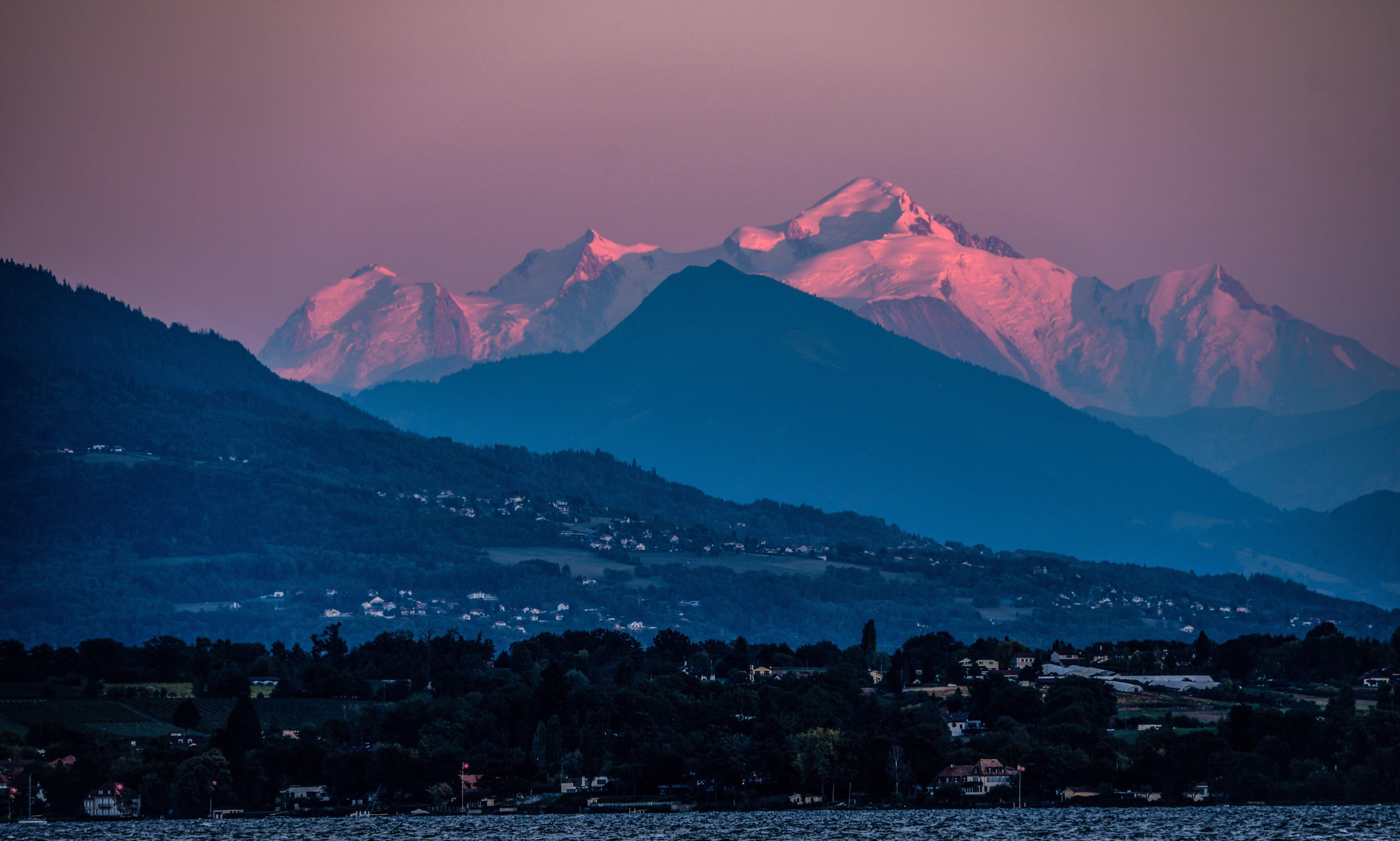 Mt. Blanc | Mountains Berge | Hiking